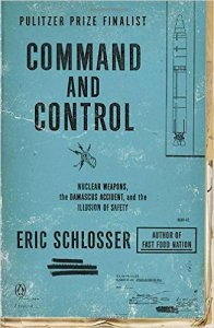 Book cover looks vintage, but this is a new book on the management of a nuclear arsenal