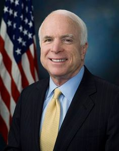 John McCain in senate